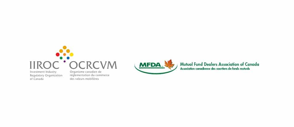 logos iiroc and mfda